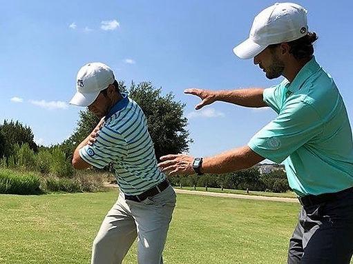 Golf Performance Training at Das