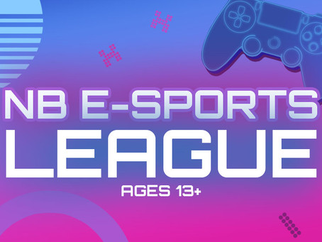 NB E-Sports League Spring Session