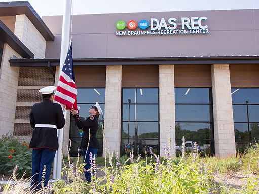 Military Discounts Now Available at Das Rec
