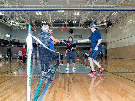 Adult Pickleball League