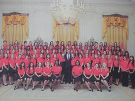 The East Room, U.S. White House
