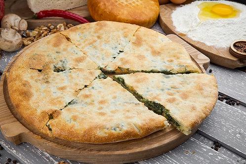 Хачапури с зеленью, Тархуном и сыром (600гр.)