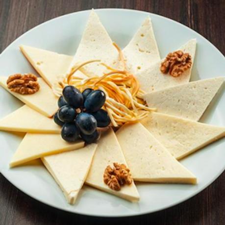 Сырная тарелка (340гр.)