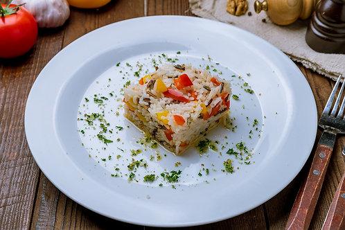 Рис с овощами (150гр.)