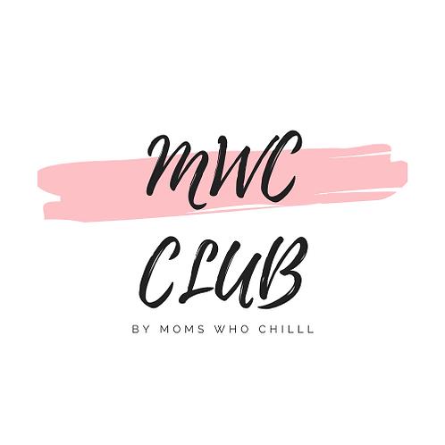 Moms Who Chilll Membership plus TEE
