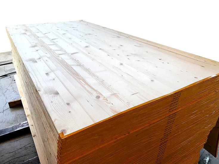 ไม้สนสปรูซอัดประสาน (White Spruce Pine wood board)