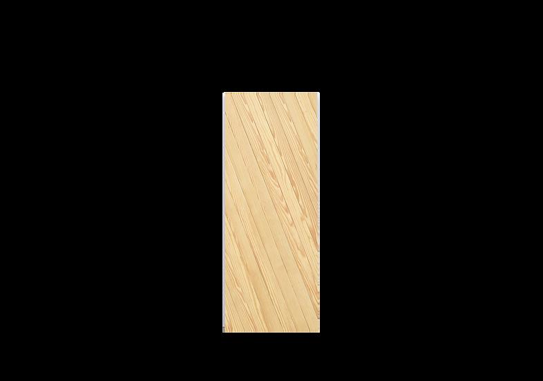 SYP Door Oblique line (ประตูไม้สน ลายเฉียง)