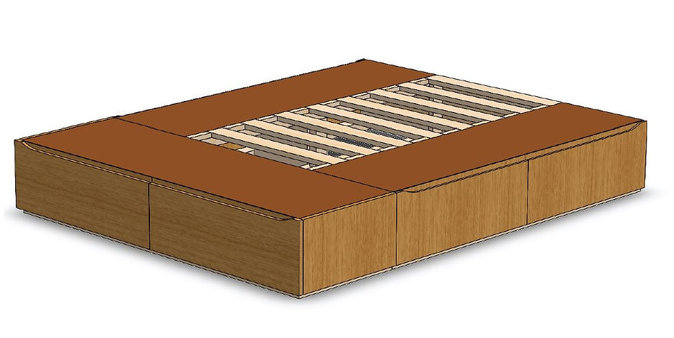 Maco Drawer Bed Type1