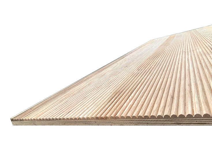 ไม้ Ash 8mm +Plywood 18mm (CNC R6)