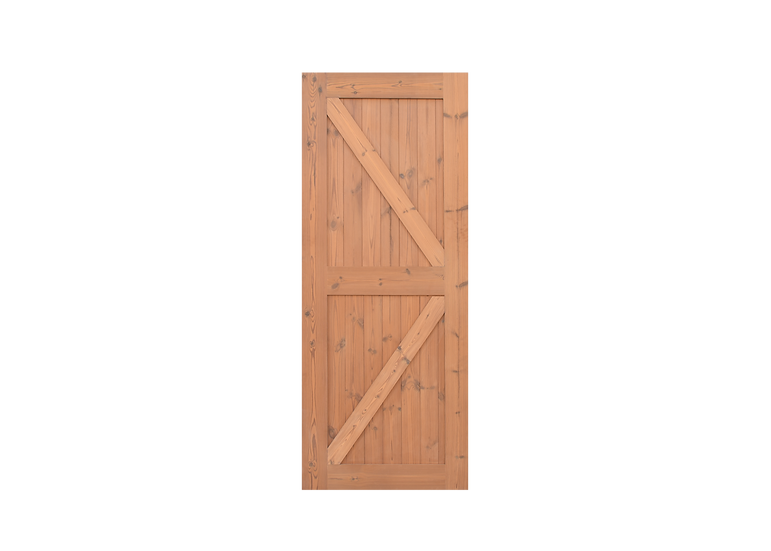 Thermowood Door (BD-3)