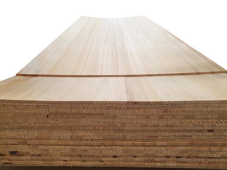 """SYP Wood Board """"120x210cm"""" (ไม้อัดประสาน สนSYP ลายเส้นตรง)"""