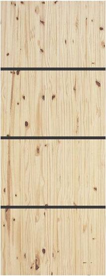 USA pine Door (ML-10)