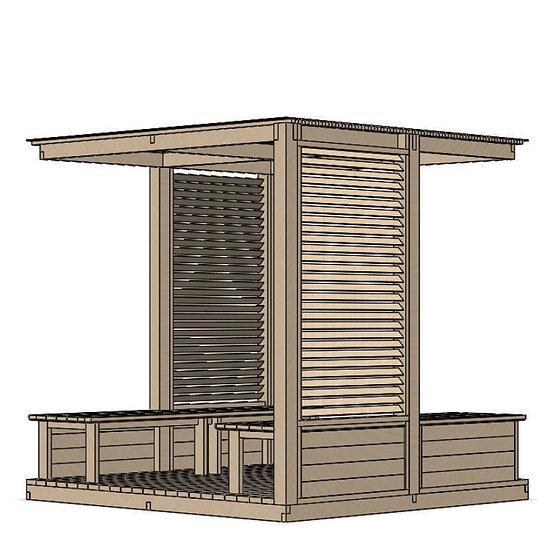 Alan Pavilion (W240 L240 H240)