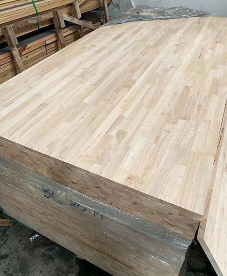 ไม้ประสาน ยางพารา AA-AB-AC Grade, Finger joint(Rubber wood board)