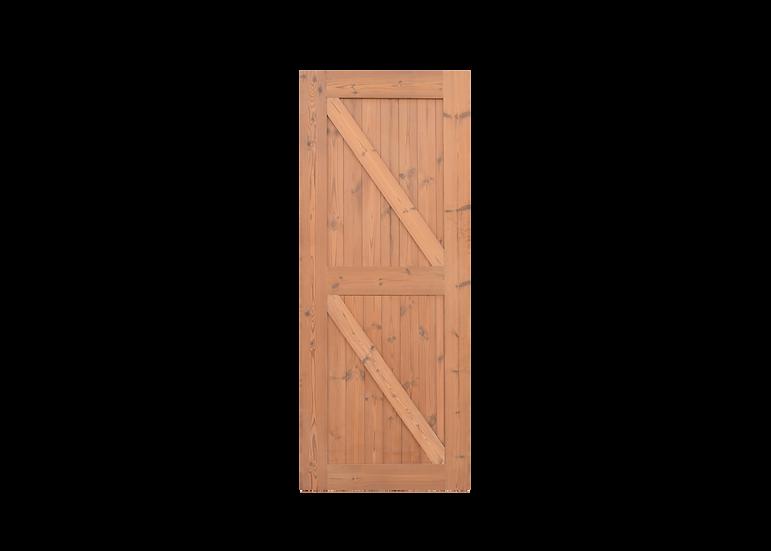 Thermowood Door (BD-4)