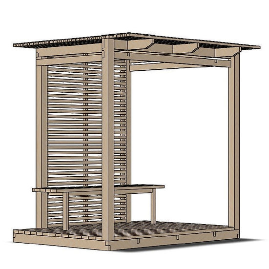 Marni Pavilion (W180 L220 H220)