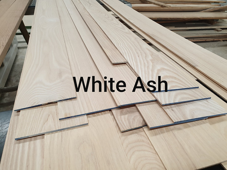 ไม้แอชแผ่นบาง (Ash 3mm. x14x 240cm.)