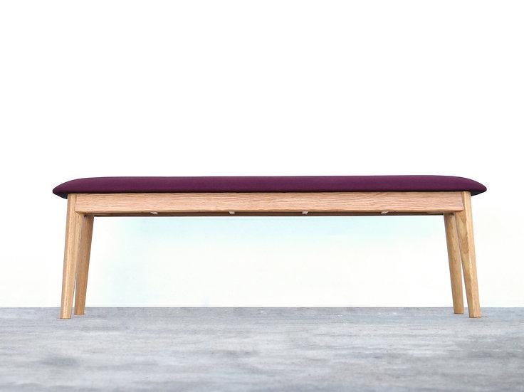 Mercury Cushion bench