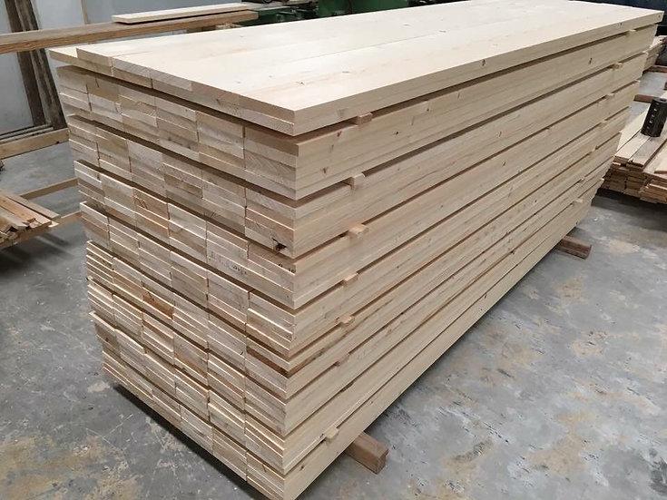 """ไม้ไสเรียบ สนฟินแลนด์ 2.44 m. 0.5""""-1"""" (Finland Pine)"""