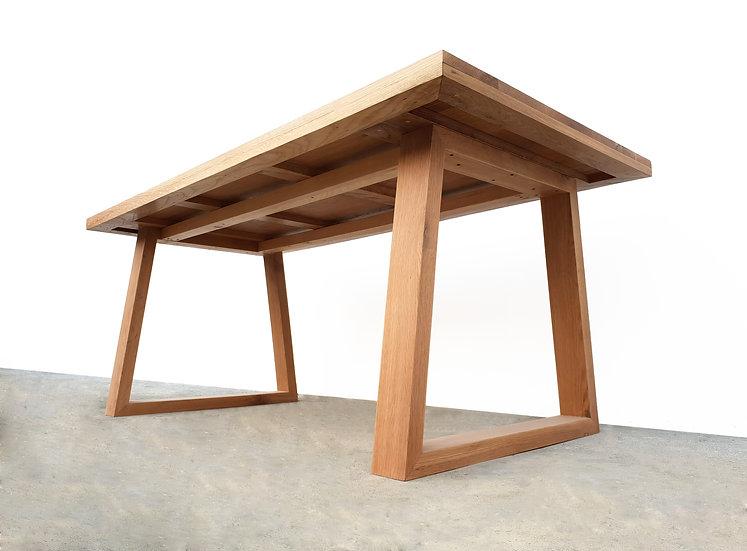 O.R. Leg Table (Hardwood Leg)