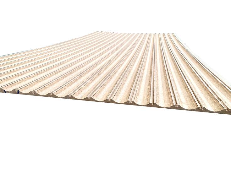 ไม้ MDF (CNC Arc50 E6)
