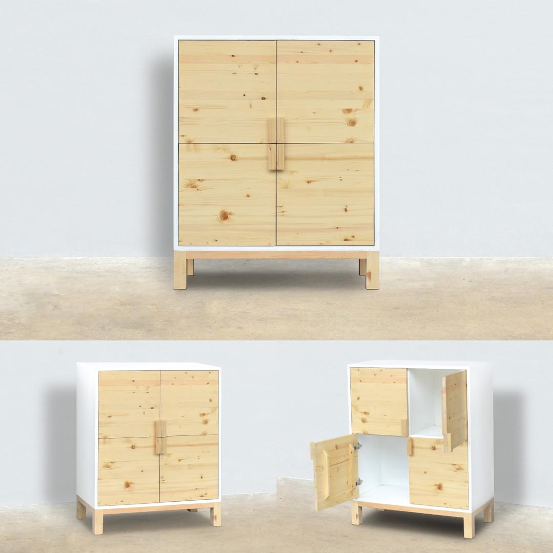 Biscuit Cabinet