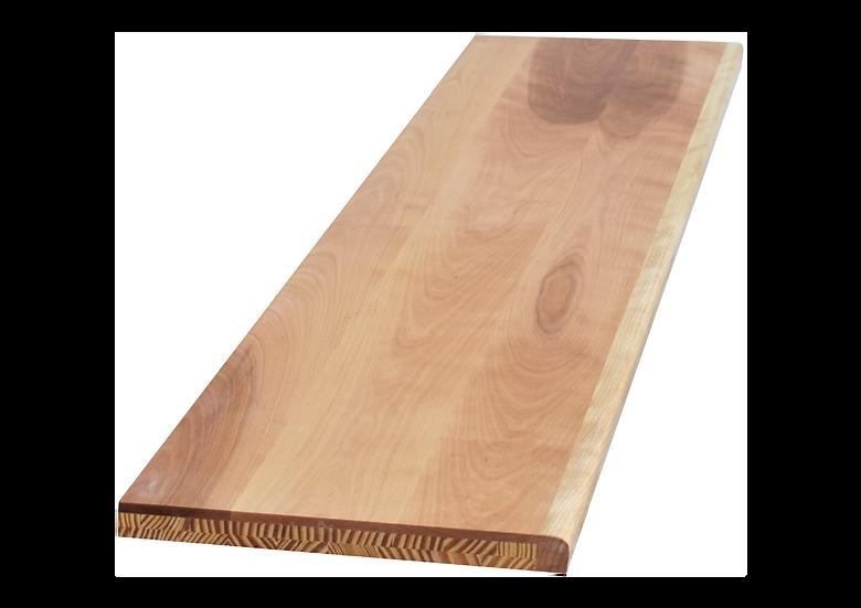 Birch Stair part [Pine core]