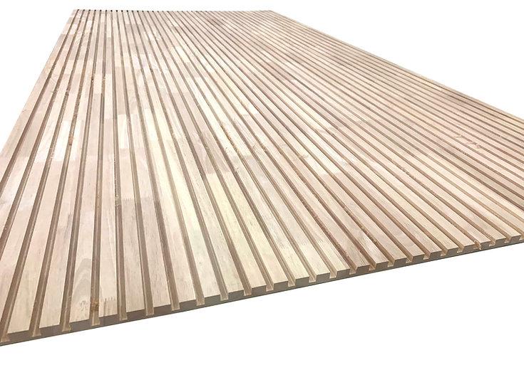 ไม้ยางพาราประสาน (CNC Endmill10 S-20 z10)