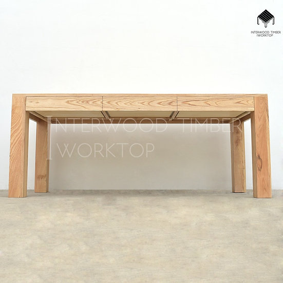 Venus Working Table (3 drawers on 1side)