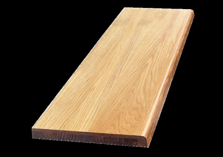 White Oak  Stair part [Pine core]