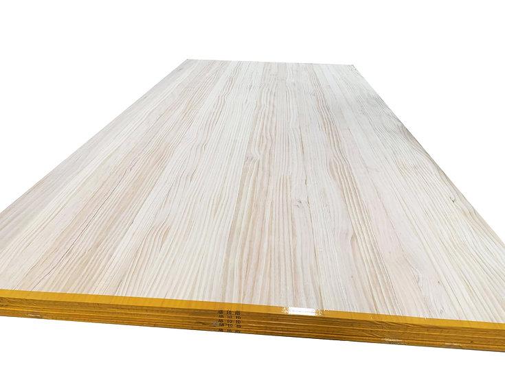 Radiata Pine AB No joint (ไม้ประสาน สนเรดิเอต้า ลายเส้นตรง)