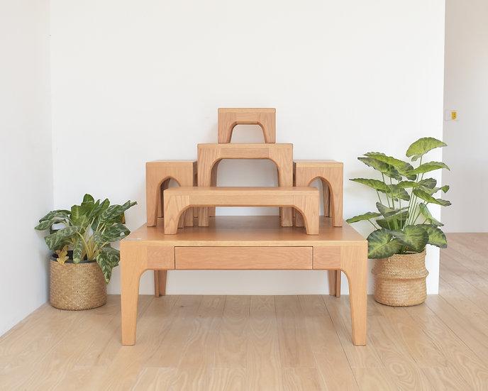 Set of Altar table (หมู่ 5)