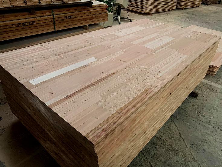 ไม้สนแดงอัดประสาน  (Douglas Fir woodboard)