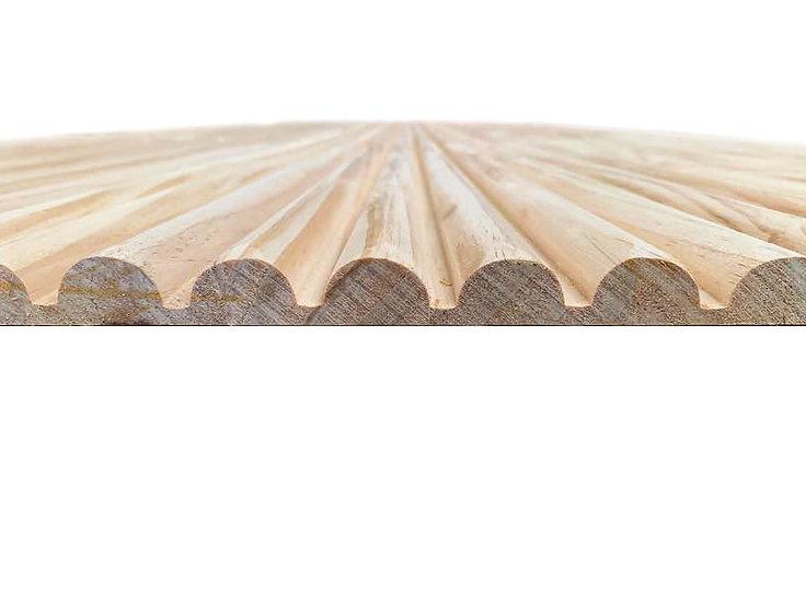 ไม้ Radiata (CNC R12 S-6)