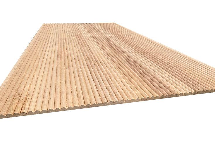 ไม้ Ash 20mm 1.2x2.4m (CNC R12)