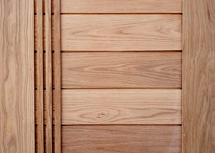Interwood Timber door