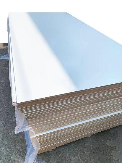 ไม้ MDF +Melamine coat  (CNC)