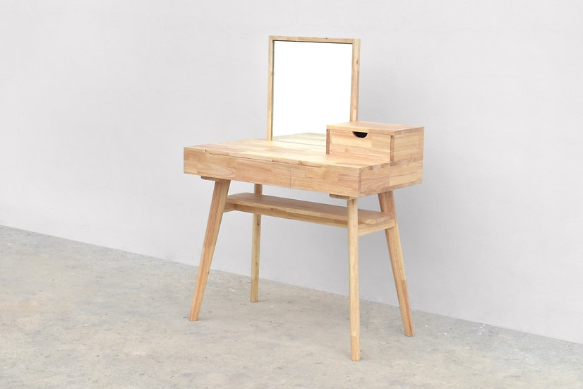 Alice Dressing Table (Rubber wood)