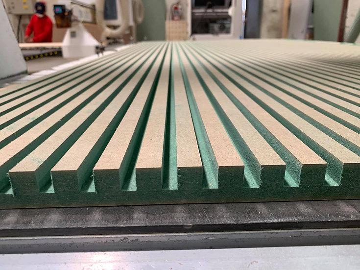 ไม้ HMR  (CNC E10 S15)