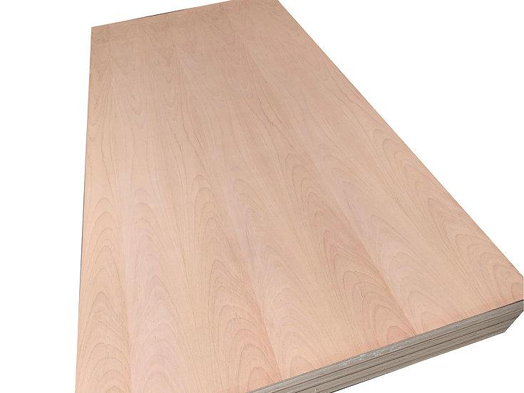 ไม้อัด บีชลายภูเขา 3.2mm x1.22x2.44m (Beech Plywood)