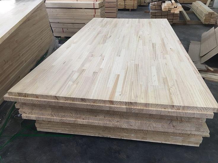 Radiata Pine Wood Board (ไม้อัดประสาน สนเรดิเอต้า)