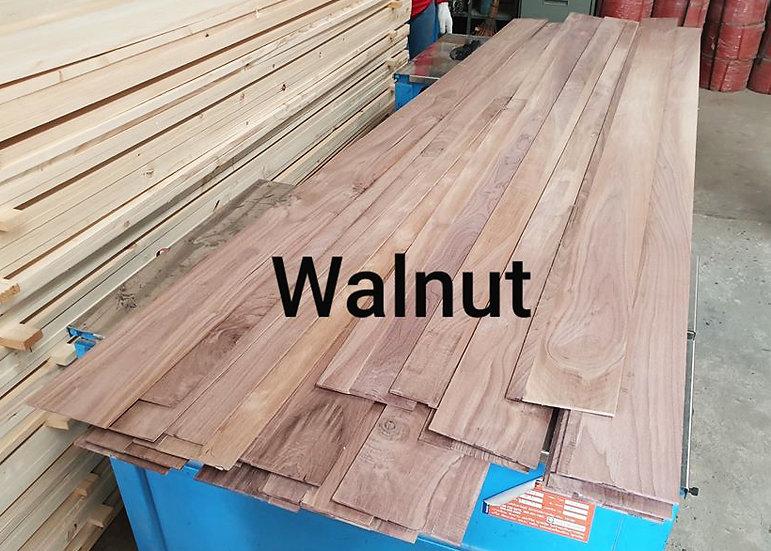 ไม้วอลนัทแผ่นบาง (Walnut 3mm)