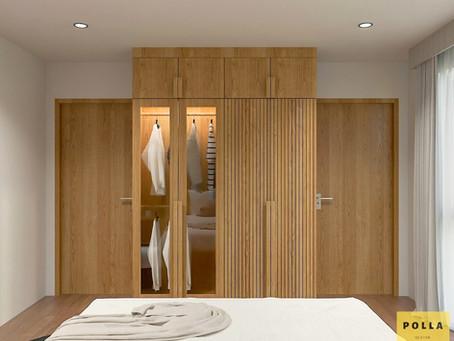 ปรับแบบตู้เสื้อผ้าได้ตามใจ กับ POLLA.DESIGN