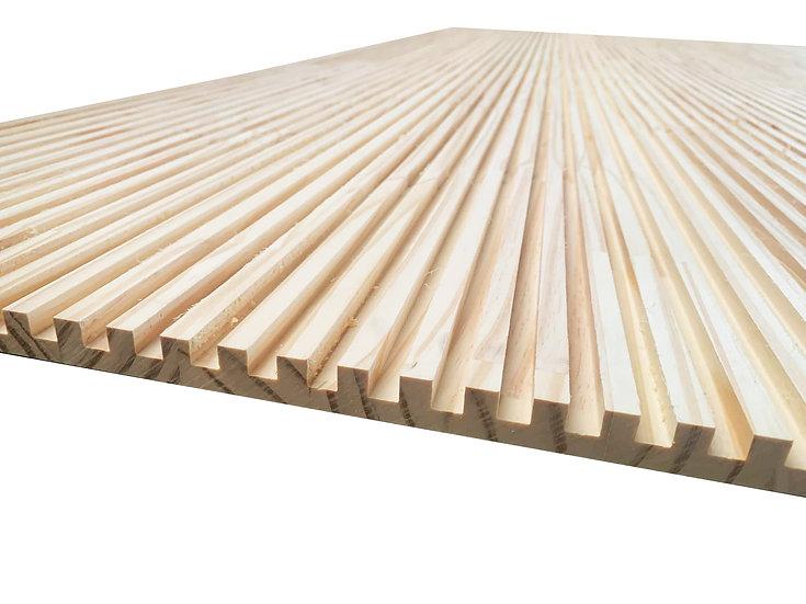 ไม้ Radiata BJ (CNC E10 S-10)