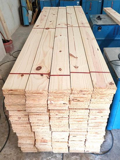 ไม้ไสเรียบ สนบราซิล 2.44 m. (Brazil Pine)