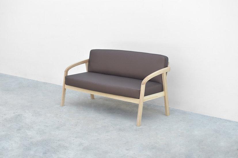 Custard Sofa