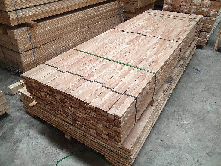 ไม้โครง สะเดา (Neem Wood - Studding Lumber)