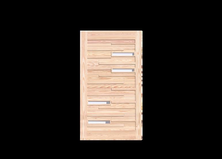 USA pine Door (BD-12)
