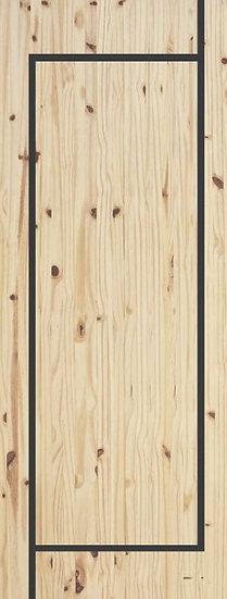 USA pine Door (ML-17)