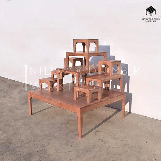 Set of Altar table (หมู่ 9)